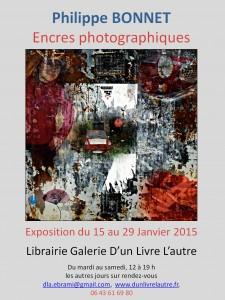 Philippe Bonnet Affiche